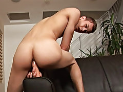 Jarrod Price has been in a number of scenes with other College Dudes, but to date he had been only thinking about anything having to do with his ass g