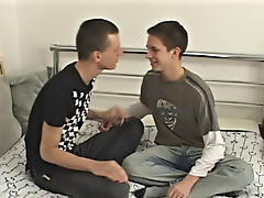 Two horny coeds ride each others faces young teen boys jacking off