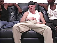 In the end we got our amount of pale ass, and he got an ass blast of candy cream interracial gay nurse