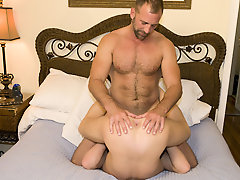 Gay rookie Luke came to us with his concoction of being nailed by his favorite hung stud porn star, so we made him by means of bringing over Parker an