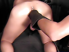 He put some lube on my cock and was stretching my dick, meanwhile playing with my balls gay fur fetish