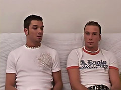 With their eyes closed both guys started to kiss each other on the lips amateur dick gay