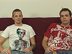 I offered the boys a chance for one of them to bottom in the scene but both were determined to stay tops, so, we worked out a price of $800 each for t