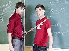 Dicks sock sucked, asses make an impression on fucked, and so much more happens gay twink masterbatio at Teach Twinks