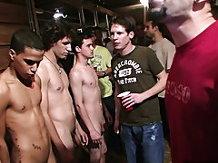 You got all the makings of a good hazing in this one :screaming, push-ups, jumping-jacks, dick sucking, and tacky outfits yahoo gay bdsm groups