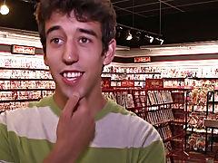 So wrong...yet so right gay blowjob video