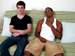 Axel was trying to arouse Drew as best and quickly as he could to stop sucking dick interracial porn black me