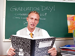 As a graduation award, he fucks his evaluator and sends him on his way into the real world gay stories erotic firs at Teach Twinks