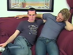 Alex is digging it because Jeremy is using his hand to help him go down farther and farther on his cock meat gay hardcore free galleries