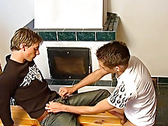 These two hot and horny twinks get into some hot bareback action bareback gay guys