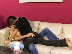 Colby makes Alex prove his worth as a friend after being so downright stupid teen gay twinkies