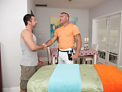 Wassup Fellas, Trace Micheals here bringing another one of my expert level treatment massages gay bears free trailer porn