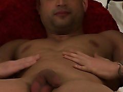 Now that Brad has had his anal cherry popped, he became more curious about how much cock he could take gay group masterbation