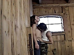 It happens to these two guys, Joe Ex and Rodolphe Vacano, who happen to be gripped by their lust outdoor gay sex montere