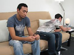 Both boys were tired from the scene but pleased to make the $800 each black interracial gay sex