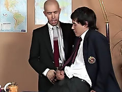 The two kept going till the entire classroom was filled with steam and cum mature male gay mpgs
