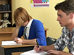The school is all but shut down destined for the day, other than these two stranglers that have to do detention gay first time erotic stories at Teach