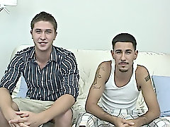 Pairing Logan and Ricky together I was mixing a newer model Ricky with an older one Logan anal beads men