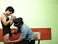 The boy was caught stealing, and there he is, taken into custody teacher fucking teen boy