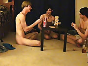 Juicy black twink cocks and black gay naked party porn - at Boy Feast!