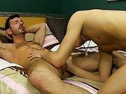 Bryan rails him in a not many positions in advance of finally making him cum on his back gay blonde hardcore at Bang Me Sugar Daddy