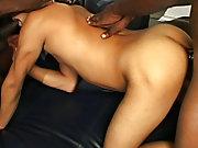 Why do black men like big butts and huge...