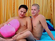 Extreme man on man anal fucking free and young boys long foreskins - at Real Gay Couples!