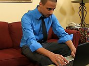 Hot gay men in tight trousers fucking and anal teens boys at My Gay Boss
