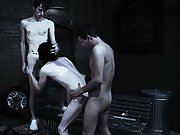 Gay groups nudist and lucky guy group sex - Gay Twinks Vampires Saga!