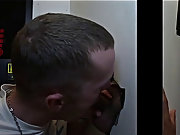 Free gay male porn urinal blowjob video...