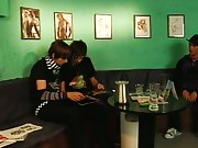 Emo with big dick gay porn movie and emo foreskin worship at Staxus