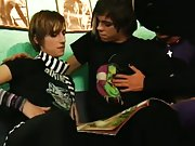 Emo with big dick gay porn movie and emo...