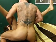 Dustin sits up so Preston can cum all over his face and lips gay anal free thumbnail pi at I'm Your Boy Toy