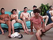 Watch out for the chaps in future updates gay men having group sex