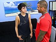 Bareback blood fucking and teen boys fucking boxers at Bang Me Sugar Daddy