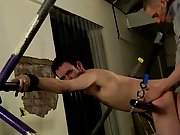 Men in cock ball bondage and male bondage...