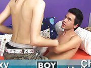 Twink gay guys having sex videos download and twink phone pics at Boy Crush!