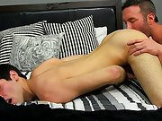 Cute nude blonde swallows friends and pic of cute guys with big dick at Bang Me Sugar Daddy