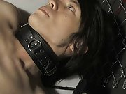 Roxy loves every minute of this sexy slavery scene twink guys series