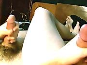 Gay mature facial and cute fat gay dick...