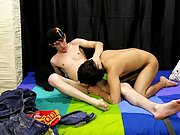 Houston nude twinks and uncut greek cock at Boy Crush!