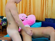 Gay twinks cum and gay teens first time -...