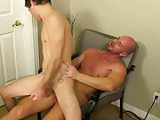 Guy first sex and hot porn gay twinks...