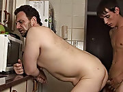 Gay mature fisting video