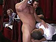 Straight latino men sex video and pics of...