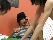 Cale gets a mouth and an assful in this steamy video hypnotized gay twinks at Boy Crush!