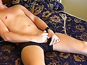 Twinks moan and cum inside their underwear and twinks long cock pic post - at Boy Feast!