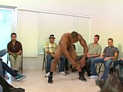 Gay group sex anal and gay groups jocks older younger studs at Sausage Party