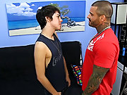 Muscular gay bear xxx videos and uncut gay twink hot buttered at Bang Me Sugar Daddy