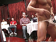 Blowjob for cash gay and straight gay piss...
